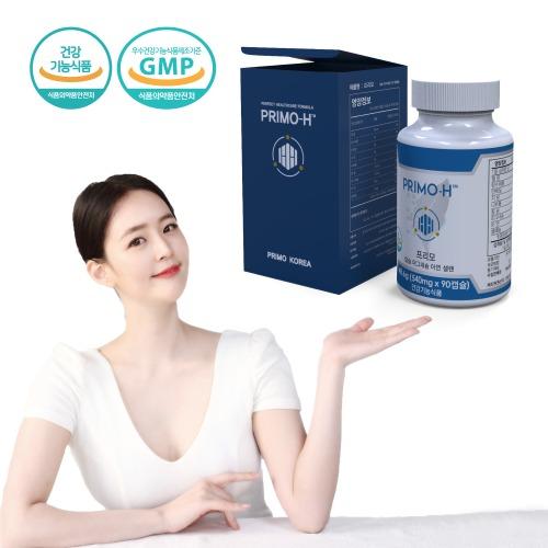 프리모H 칼슘 마그네슘 셀레늄 아연 수소캡슐 항산화 수소영양제